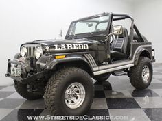 1986 Jeep CJ7 Laredo 258ci 5spd