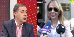 """Fabián Doman, después de la audiencia con Evelyn: """"Hoy Carolina Nuin es mi novia"""" http://www.ratingcero.com/c105359"""