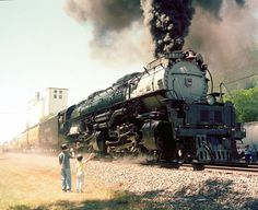 Old Steam Locomotives | Big Steam – | Life and Times