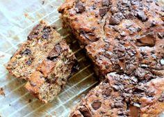 Paleo Chocolate Chunk Banana Bread - Bakerita