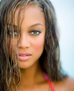 Tyra Banks loves COOLA! No wonder her skin is flawless!