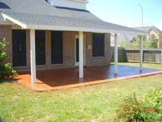 Výsledek obrázku pro covered patios on a budget