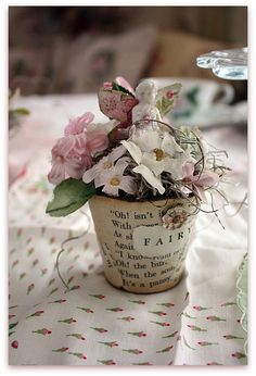 IMG img or IMG is an abbreviation for image img or IMG may also refer to: Shabby Chic Crafts, Vintage Crafts, Altered Tins, Altered Art, Vasos Vintage, Creative Crafts, Diy And Crafts, Valentines Diy, Spring Crafts