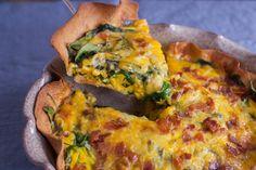 Secretly Delicious Spinach Pie Recipe - Food.com