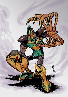 Quickstrike from Transformers Beast Wars. Quickstrike is a lot of fun. Transformers Funny, Transformers Decepticons, Beast Machines, Robot Animal, Robot Concept Art, Cartoon Toys, Classic Cartoons, Animated Cartoons, War Machine
