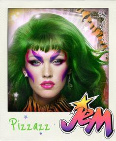 Megan Fox as Pizzazz