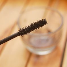 How to make your own mascara.