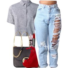 A fashion look from January 2015 featuring T By Alexander Wang tops, Shoe Republic LA shoes and Michael Kors shoulder bags. Browse and shop related looks.