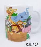 Αποτέλεσμα εικόνας για βαπτιση με θεμα ζωα της ζουγκλας Mugs, Tableware, Dinnerware, Tumblers, Tablewares, Mug, Dishes, Place Settings, Cups