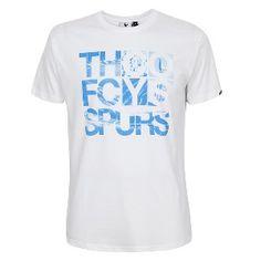 Spurs Mens Photo Print THFC T-shirt