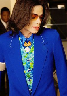 Michael Jackson  MJ Love the outfit!  That man knew how to dress to the nines!