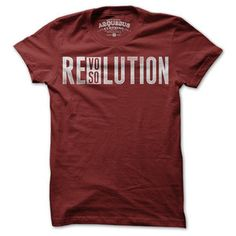 Resovolution Tee Men's, $22, now featured on Fab.
