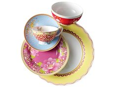 Maxwell & Williams Bone China - The Cashmere Enchante Collection