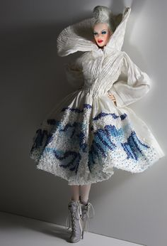Shahsa's Deva Doll