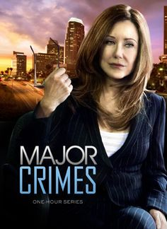 Major Crimes had a shaky transition from The Closer but now stands on its own merit. Good job!