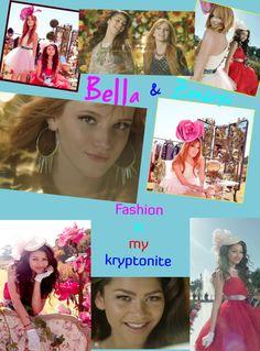 I love Bella and zendaya