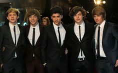 One Direction is #1 !!!!!!!!!!!!!!