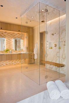 Die Bad Einrichtung Erhält Durch Die Schwarze Wanne Einen Eleganten Look    Interior   Pinterest   Modern, Interiors And House