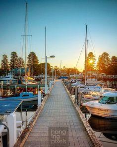 Sunset at Port Fairy Marina  : Canon 5D MKIII : Canon 16-35mm ƒ/2.8 II : 1/30 ISO400 ƒ/4 : Leefilters Grad ND 0.9 Soft : VIC AU  #amazing_australia #australia #australiagram #bestofaustralia #exploreaustralia #ig_australia #iloveaustralia #seeaustralia  #worldbestshot #wow_australia #ausfeels #visitvictoria #liveinvictoria #portfairy #portfairypics #greatoceanroad #VisitGreatOceanRoad #warrnambool #destinationwarrnambool #moyneriver #sunset #jetty #marina #boat #yatch #leefilters by…