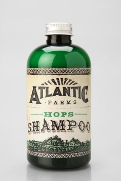 Atlantic Farms Hops Shampoo #urbanoutfitters