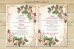 Svadobné menu Sweet
