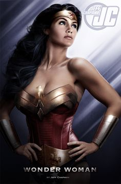 Wonder Woman by Jeffach.deviantart.com on @deviantART