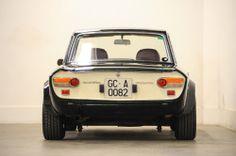 "gashetka: "" 1970-1974   Lancia Fulvia Coupé 1600 HF Corsa (818)   Source """