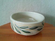 Mary Pulliam, handbuilt bowl, 4/2015