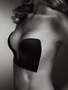 Victoria Secret U-Plunge Backless Push-Up Bra.