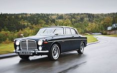 1970 Rover 3.5 Litre Coupe Classic Drive Car Rover, Cars Uk, City Car, New Engine, Expensive Cars, Rear Seat, Buick, Old Cars, Vintage Cars