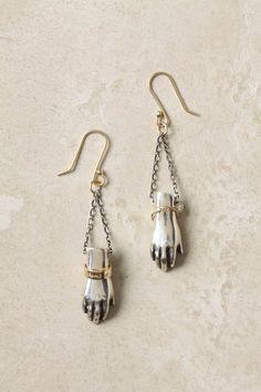 """""""I choose all."""" Carmelite Earrings"""