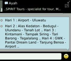 Special offer..Bali tour..3H2M..periode 01-20 Maret 2014..harga mulai Rp.1,7jt/org..hbngi segera 085263360306 / pin:28442a1a ..enjoy n be inspired..thanks