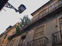 Rua dos Mastros - Lisboa \ 3 (Edifício em Ruínas)