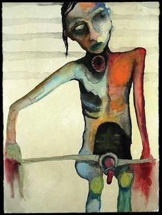 Marilyn Manson Artwork
