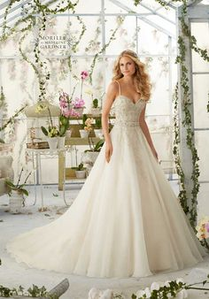 Morilee by Madeline Gardner 2824 Wedding Dress photo