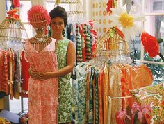 """""""Anything is possible with sunshine and a little pink."""" - RIP Lilly Pulitzer (1931-2013)"""