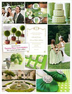 A Gorgeous Garden Party from Beau-coup   Wedding Paper Divas Blog