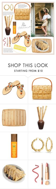"""""""Pasha Jewelry for your feet"""" by natalyapril1976 ❤ liked on Polyvore featuring Core Home, Alterna, Bling Jewelry and French Toast"""