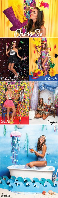 Fantasias para pular o Carnaval