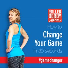 A team has 30 seconds for a time out on the track - what can YOU do in 30 seconds to change up your game?