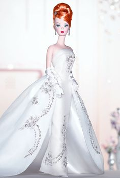 FAO Exclusive Joyeux Barbie Doll.. I would have to say one of the most beautiful BFMC dolls I have every seen..so beautiful and graceful, just wowoowowowoowow...:-)