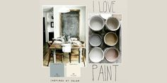 Pure Original Paint Co. lime and chalk paints. Inspired By Color