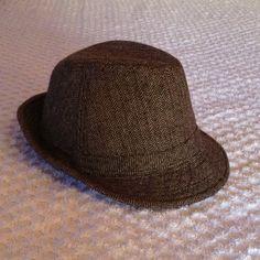Vitnage 1960s Avalon Mens Fedora Hat Size by IveGoneModVintage, $35.00