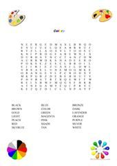 Colours worksheet - Free ESL printable worksheets made by teachers