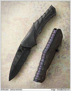 Dragon Folder by Jeremy Krammes (JK Knives)