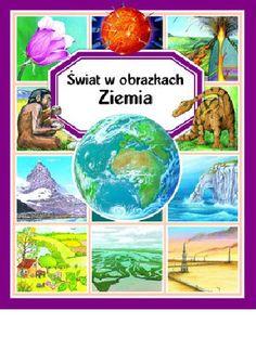 Okładka książki Ziemia. Świat w obrazkach