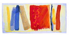 Jilly Edwards tapestry, Sense of Summer