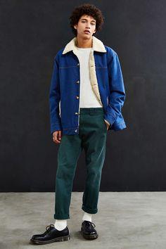 UO Denim Barn Coat - Urban Outfitters