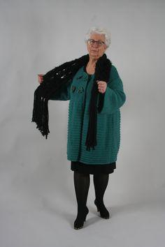 StudioMagic fotoshoot januari 2016 breiwerk jas en sjaal