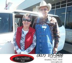 Congratulations Linda on your #Kia #Sedona from Michael Garr at Van Griffith Kia!  https://deliverymaxx.com/DealerReviews.aspx?DealerCode=PXVJ  #VanGriffithKia